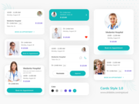 Card Style UI