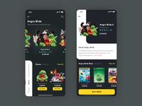 Angry Bird Mobile App