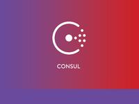 Consul logo treatment
