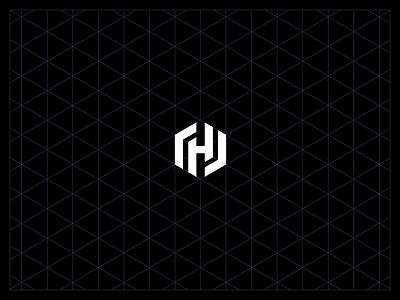 HashiCorp logo brand hexagon grid geometric hashicorp logo