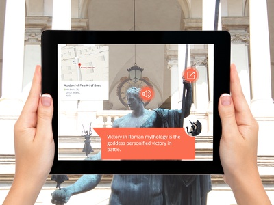 Augmented Reality cultural heritage augmented reality cultural heritage application