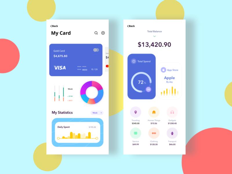 Bank Payment UI