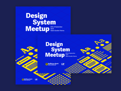 Design System Meetup Identity