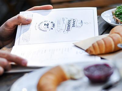 Das Auschlössl / Menu menu restaurant café coffee breakfast sustainable fresh eco black