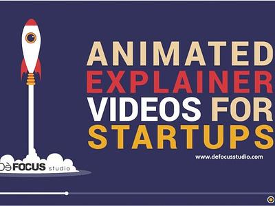 3D animation studio in Bangalore India logo video defocus 3d animation 3d
