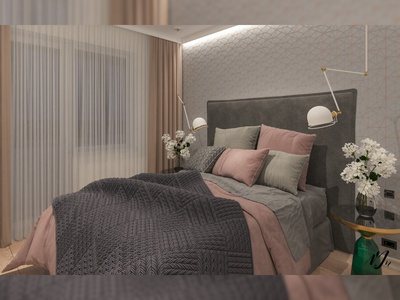 Bedroom render