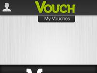 Vouch Mobile App
