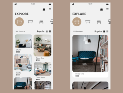 design app sale interior