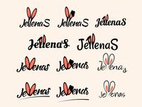 Jellenas Logo Design