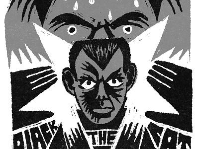 The Black Cat horror movie fakeadsforrealmovies illustration