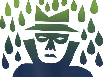 Killer in raind