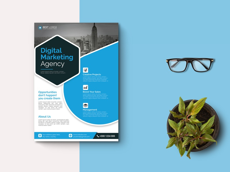 Corporate flyer design || Business Flyer Leaflet flyer template print design adobe illustrator graphic design business card design brochure design leaflet design corporate flyer business flyer flyer design