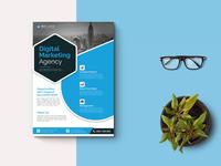 Corporate flyer design    Business Flyer Leaflet flyer template print design adobe illustrator graphic design business card design brochure design leaflet design corporate flyer business flyer flyer design