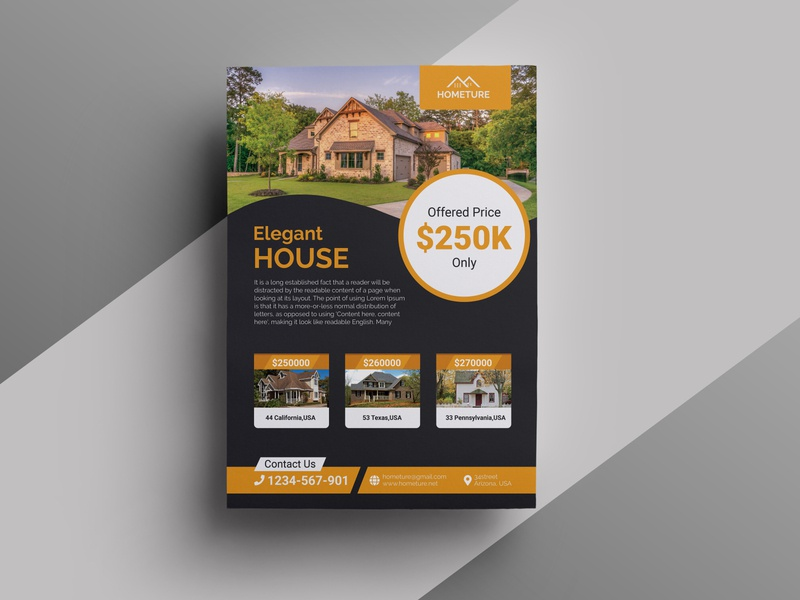 Real Estate Business Flyer Design corporate flyer flyer template flyer designer business flyer template real estate flyer template real estate business flyer design flyer realestate flyer design