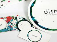 Dish Restauraunt Identity