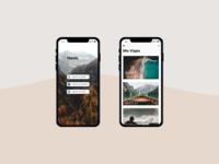 Travel Social App