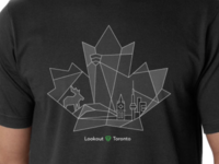 T-shirt for new Lookout Toronto office!!