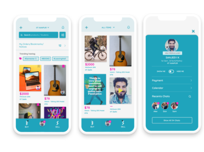 RE - Mobile app