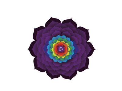 Chakra graphic old works visual