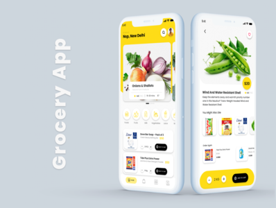 Grocery App 2020 - PART 1