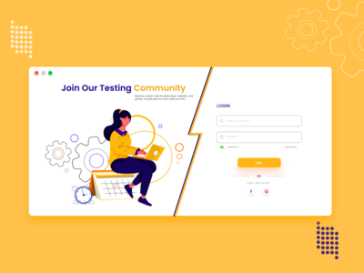 Join Our Testing Community