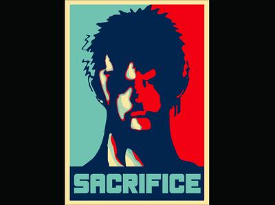 Sacrifice (One Piece Fan Art)