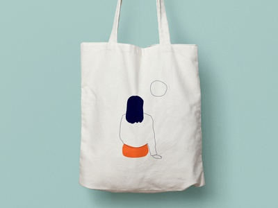 Tote bag - Illustration