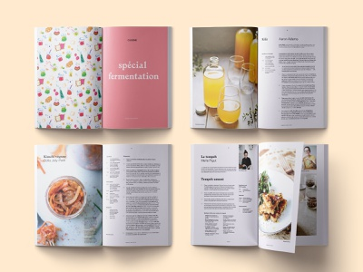 Véganes magazine editorial design editorial photography minimalist vegan food veganism vegan recipes recipe food design indesign magazine