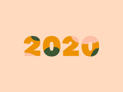 2020 minimal simple minimalist vector numbers geometic design new year illustraion happy new year 2020 happy new year 2020