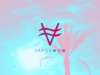 Vaporwow - personal project