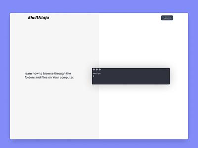 An Interactive Tutorial Web App blog design anas2479 sveltjs figma tutorial tailwind css design web ui