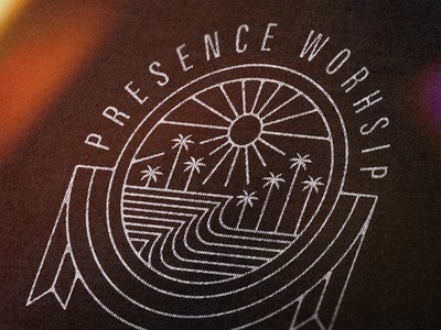 Presence Worship Tee