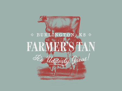 Farmer's Tan - Unused