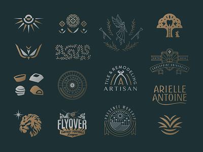 2019 Recap custom type logotype brand identity logo year in review illustration stuff 2019 year end recap