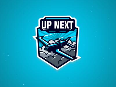 Plane mascot logo logo illustrator icon illustration mascot logo blue plane