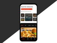 Restaurant App 2