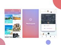 PhotoMania App