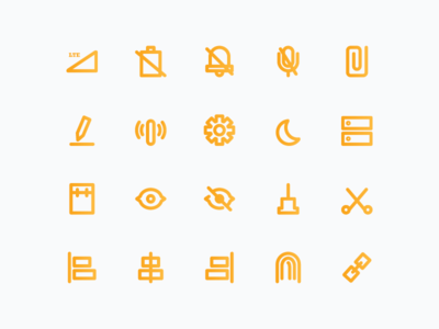 UI Icons set 3