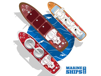 Maritime transport.