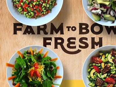 Farm to Bowl Fresh