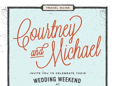 Camp Wedding Invitations wedding invitations invites typography travel print grunge vintage camp