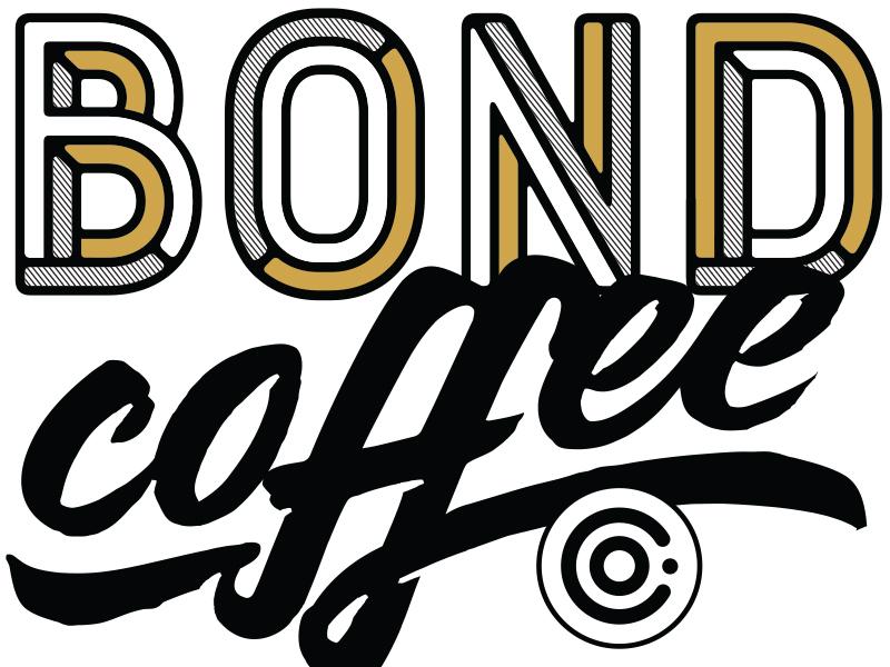 Vagabond coffee logo close