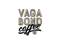 Vagabond Coffee Bag Logo