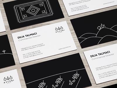 Asconi Stationery behance branding design invite designinspiration vector branding logo illustration design creative digitalegoone deo