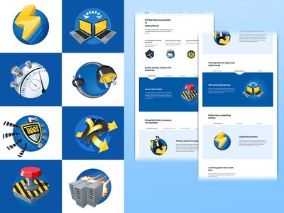Avast HMA - Icons
