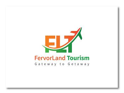 Tourism logo holiday logo designer airplane vector icon mark symbol vacations trip planner plans lettermark tourism travel agency logo travel logodesign branding design branding corporate identity graphic design