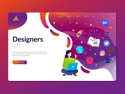 Web Ui for Designers