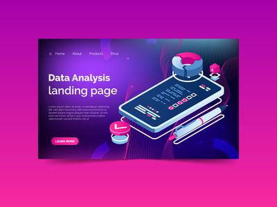 data analysis web ui