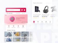 Bukalapak design dribbble bukalapak app homepage stopboris Gallery