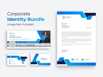 Corporate Identity Bundle iphone ipad elegant corporate cd business card brochure branding binder clips badge atomic a4